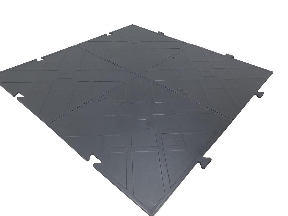 piso en caucho para gimnasio